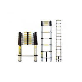 Τηλεσκοπική Σκάλα Αλουμινίου 2.6m (Εργαλεία)