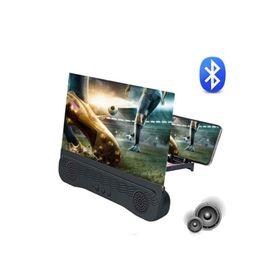 """Μεγεθυντικός Φακός 3D 12"""" με Ηχεία Bluetooth για Κινητά (Κινητά & Αξεσουάρ)"""
