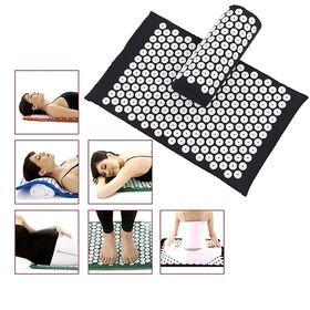 Θεραπευτικό Στρώμα Massage Yoga Με Μαξιλάρι (Υγεία & Ευεξία)