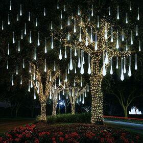 Διακοσμητικός Φωτισμός LED Βροχή - Λευκό Ψυχρό (Εποχιακά)