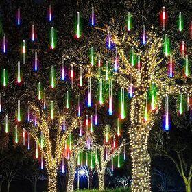 Διακοσμητικός Φωτισμός LED Βροχή - Πολύχρωμο (Εποχιακά)