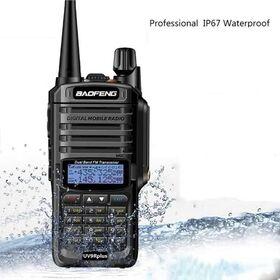 Ασύρματος Φορητός Πομποδέκτης Walkie Talkie Baofeng UV-9RPlus 8W (Ήχος & Εικόνα)