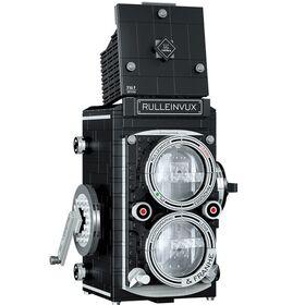 Συναρμολογούμενο Μοντέλο Κάμερας Αντίκας Rulleinvux 316F UP3156 (Παιδί)