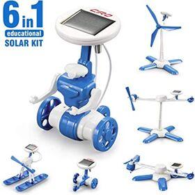 Ηλιακό Παιχνίδι Κατασκευών 6 σε 1 (Παιδί)