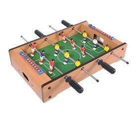 Επιτραπέζιο Ξύλινο Ποδοσφαιράκι 34x22x7cm (Παιδί)