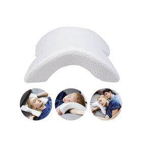 Μαξιλάρι Αφρού Μνήμης Χωρίς Πίεση (Υγεία & Ευεξία)