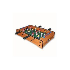 Επιτραπέζιο Ξύλινο Ποδοσφαιράκι 50x30x10cm (Παιδί)