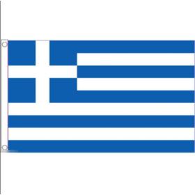 Ελληνική Σημαία 90cm Χ 160cm (Αξεσουάρ σκάφους)