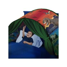 Παιδική Σκηνή Κρεβατιού με Σχέδιο Νησί των Δεινοσαύρων (Παιδί)