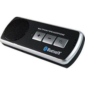 """Ασύρματο Ηχείο Αυτοκινήτου Bluetooth """"Multipoint"""" V3.0 (Αξεσουάρ αυτοκινήτου)"""