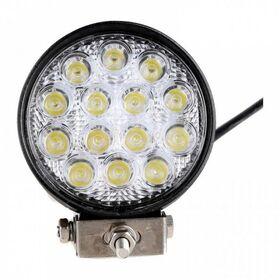 Προβολέας οχημάτων 12V 27w 14 LED Στρογγυλός (Αξεσουάρ αυτοκινήτου)