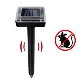 Ηλιακό Απωθητικό Τρωκτικών με Τεχνολογία Ήχου Κύματος και Δόνησης (Είδη Κήπου)