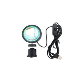 Λάμπα LED Ατμοσφαιρικού Φωτισμού (Ήχος & Εικόνα)