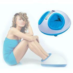 Συσκευή Μασάζ Ποδιών με Θερμότητα - Golden Foot (Υγεία & Ευεξία)