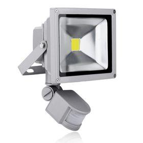 Προβολέας Led με Αισθητήρα Κίνησης και Φωτός 30W (Φωτισμός)