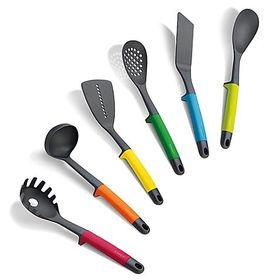 Σετ Μαγειρικής 6 τεμαχίων με Κουτάλες, Πιρούνες, Σπάτουλες - Elevate (Κουζίνα )