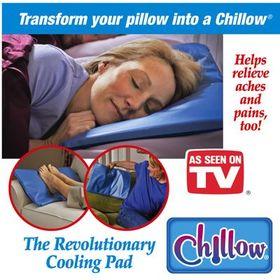 Δροσερό Μαξιλάρι Chillow (Υγεία & Ευεξία)