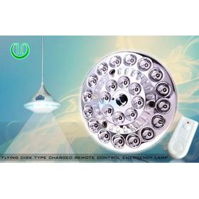 Επαναφορτιζόμενη Λάμπα LED με τηλεχειριστήριο (Φωτισμός)