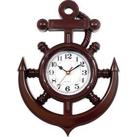 Ρολόι Τοίχου Quartz σε Σχήμα Ναυτικής Άγκυρας (Ρολόγια)