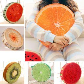 Πρωτότυπο Διακοσμητικό Μαξιλάρι Φρούτο-Ρόδα-Κορμός (Παιδί)