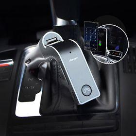 Πομπός Αυτοκινήτου για τη Μετάδοση Μουσικής με Κάρτα microSD, Bluetooth και Φορτιστή (Κινητά & Αξεσουάρ)