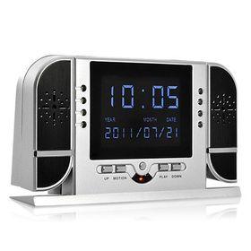 Ρολόι - Καταγραφική Κάμερα Πολλαπλών Λειτουργιών (Ασφάλεια & Παρακολούθηση)