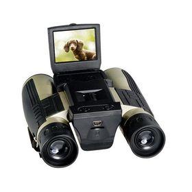 Κυάλια με Ψηφιακή Κάμερα Full HD 1080p & LCD Οθόνη (Ήχος & Εικόνα)