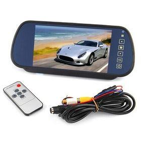 """Καθρέπτης Αυτοκινήτου Οθόνη 7"""" με Κάμερα Οπισθοπορείας και USB/SD Player με Bluetooth (Αξεσουάρ αυτοκινήτου)"""