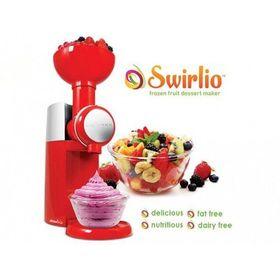 BIG BOSS SWIRLIO για Σορμπέ Φρούτων, Φrozen Υogurt και Γρανίτες στο Λεπτό (Κουζίνα )