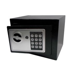 Χρηματοκιβώτιο Ασφαλείας με Ηλεκτρονική Κλειδαριά και Κλειδί (Ασφάλεια & Παρακολούθηση)