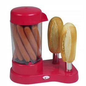 Διπλή Συσκευή Μαγειρέματος για Λουκάνικα & Ψωμάκια Hot Dog Maker (Κουζίνα )