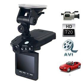 Καταγραφικό HD DVR Κάμερα Αυτοκινήτου με LCD 2,5'', Ανίχνευση Κίνησης & Νυχτερινή Λήψη (Αξεσουάρ αυτοκινήτου)