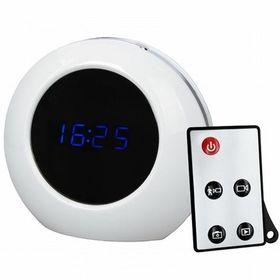 Επιτραπέζιο Ρολόι Κάμερα HD - Ξυπνητήρι (Ασφάλεια & Παρακολούθηση)