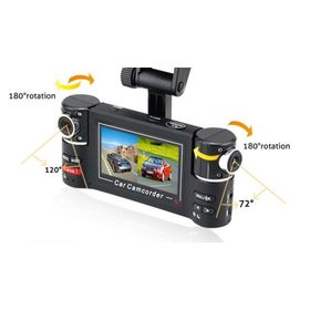 Διπλή Κάμερα Αυτοκινήτου με Περιστρεφόμενους Φακούς (Αξεσουάρ αυτοκινήτου)