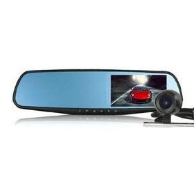 Καθρέφτης Αυτοκινήτου με Οθόνη LCD 3.0'',Κάμερα 1080P, Ενσωματωμένο Καταγραφικό και Κάμερα Οπισθοπορείας (Αξεσουάρ αυτοκινήτου)