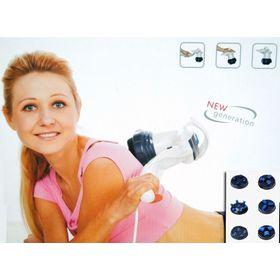 Συσκευή Μασάζ και Καταπολέμησης της Κυτταρίτιδας 6 Κεφαλών (Υγεία & Ευεξία)