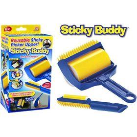 Sticky Buddy - Ξεκολλάει Βρωμιές, Χνούδια & Τρίχες από όλες τις Επιφάνειες (Οργάνωση σπιτιού)