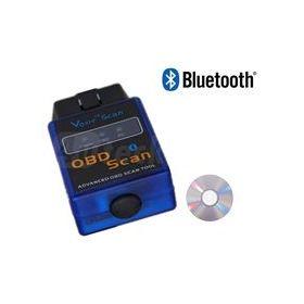 Διαγνωστικό - Scanner Βλαβών για Αυτοκίνητα με Bluetooth Obd II μέσω Υπολογιστή - Κινητού (Αξεσουάρ αυτοκινήτου)