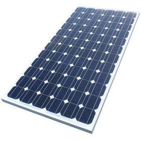 Φωτοβολταϊκό Πάνελ 100W 12V Μονοκρυσταλικού Πυριτίου με Πλαίσιο Αλουμινίου (Ανανεώσιμες πηγές ενέργειας)