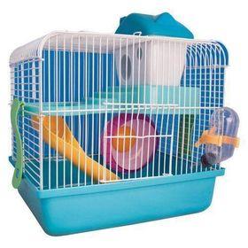 Κλουβί για Χάμστερ και Μικρά Τρωκτικά (Φροντίδα κατοικιδίου)