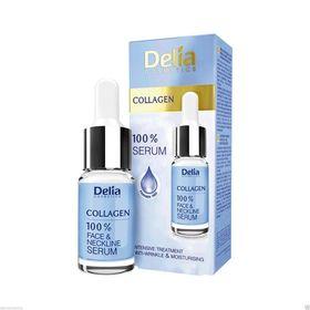 Ορός Προσώπου Με Κολλαγόνο Χωρίς Parabens 10ml -  Delia Cosmetics (Ομορφιά)