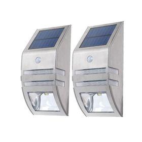 Ηλιακό Φωτιστικό Inox (Φωτισμός)