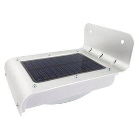 Αδιάβροχο Ηλιακό Φωτιστικό Εξωτερικού Χώρου με Αισθητήρα Κίνησης (Φωτισμός)