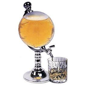 Dispenser Μπύρας και Αναψυκτικών Υδρόγειος Σφαίρα (Κουζίνα )
