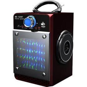 Μίνι Ηχοσύστημα Bluetooth Ηχείο 16W με FM Radio και Τηλεχειριστήριο (Τεχνολογία )