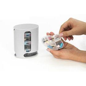 Οργανωτής Χαπιών με Αποσπώμενες Φορητές Θήκες Pill Pro (Υγεία & Ευεξία)