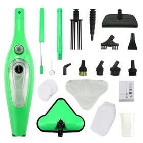 Σκούπα Ατμοκαθαριστής 12 σε 1 για Όλες τις Επιφάνειες H2O MOP X12 (Προϊόντα καθαρισμού)