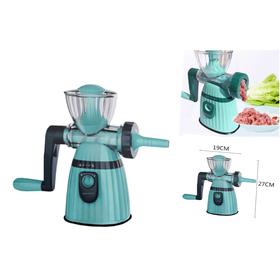 Χειροκίνητη Μηχανή Κιμά και Παρασκευής Λουκάνικων (Κουζίνα )