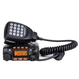 Πομποδέκτης αυτοκινήτου/βάσης VHF/UHF KT-8900 QYT (Ήχος & Εικόνα)