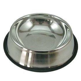 Μπολ Φαγητού Σκύλου Inox (Φροντίδα κατοικιδίου)